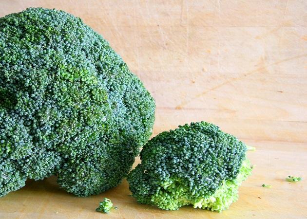 Genius food Broccoli